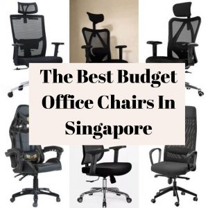 The Best Budget Office Chairs In Singapore