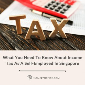income tax self-employed singapore